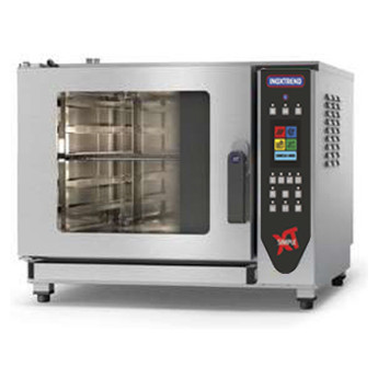 HORNO ELÉCTRICO MIXTO INDUSTRIAL INOXTREND RDT-105E outlet