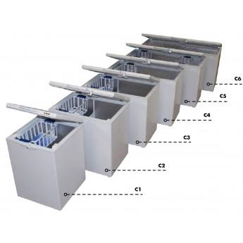 Congelador industrial Sayl C6