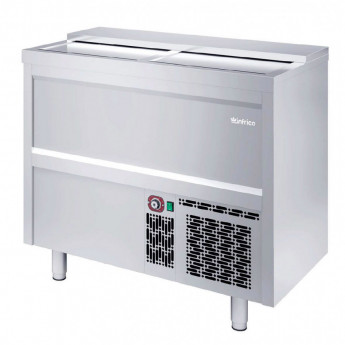 Botellero refrigerado Infrico EB1500II