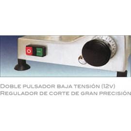 CORTADORA DE FIAMBRES ROMAGSA SXE-220