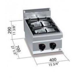 Cocina industrial Bertos G7F2B