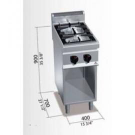 Cocina industrial Bertos G7F2M