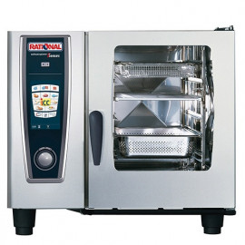 HORNO ELÉCTRICO INDUSTRIAL RATIONAL 61 SelfCookingCenter