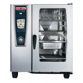 HORNO DE GAS INDUSTRIAL RATIONAL 101G SelfCookingCenter