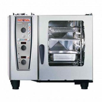 Horno de gas industrial Rational CombiMaster Plus 61G