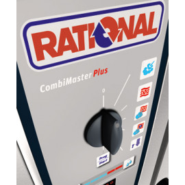 Horno de gas industrial Rational CombiMaster Plus 61G