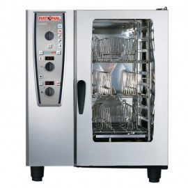 HORNO ELÉCTRICO INDUSTRIAL RATIONAL 101 COMBIMASTER PLUS