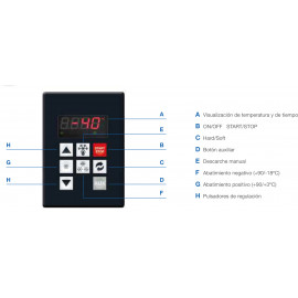 ABATIDOR DISTFORM TECKCHILL 15GN