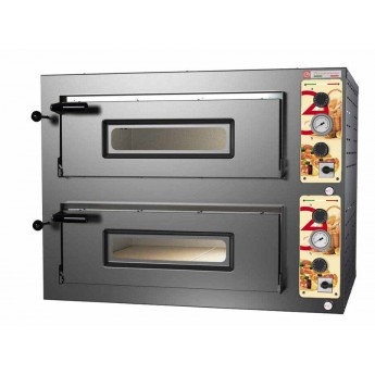 HORNO PARA PIZZA A GAS PIZZA GROUP FLAME 4