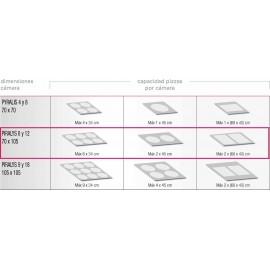 HORNO PARA PIZZA elÉctrico y analógico PIZZA GROUP PYRALIS M12
