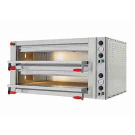 HORNO PARA PIZZA PYRALIS M18 ELÈCTRICO Y ANALOGICO PIZZA GROUP
