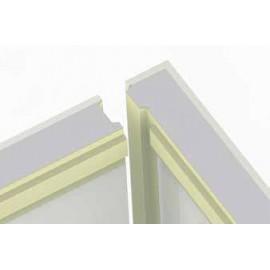 Cámara de refrigeración de paneles 1360x1360x2280
