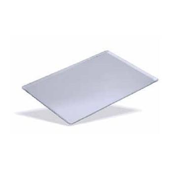 Bandeja lisa aluminio 600x400