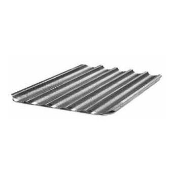Bandeja aluminio para pan 600x400