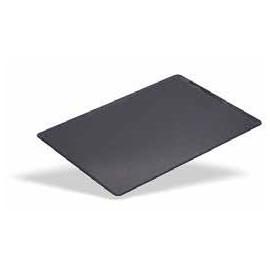 Bandeja lisa de aluminio antiadherente 600x400