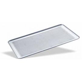 Bandeja lisa de aluminio perforado para pasteleria 400x300