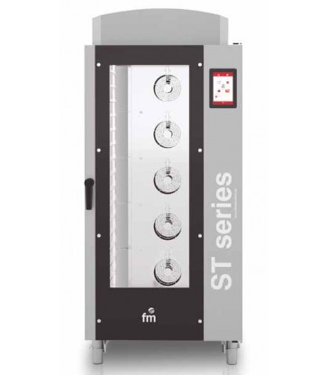 Horno de gas industrial ST 616 V7 GAS T