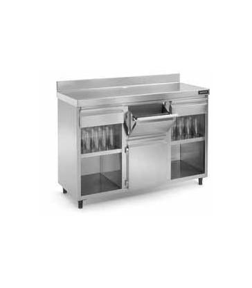 Mueble cafetero con encimera Distform