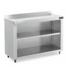 MUEBLE CONTRAMOSTRADOR FONDO 350 CON 1 ESTANTE DISTFORM