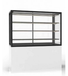 VITRINA EXPOSITORA NEUTRA INTEGRA CON BASE 120 SAYL IN-120-140N
