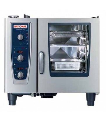 HORNO DE GAS INDUSTRIAL RATIONAL 101G COMBIMASTER PLUS