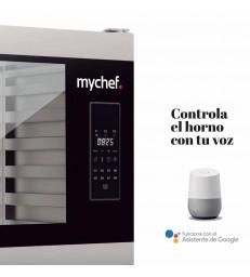 HORNO ELECTRICO INDUSTRIAL DISTFORM MYCHEF BAKERSHOP 6