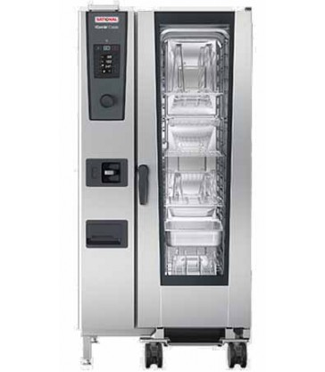 HORNO ELÉCTRICO INDUSTRIAL RATIONAL iCOMBI CLASSIC 20 2-1