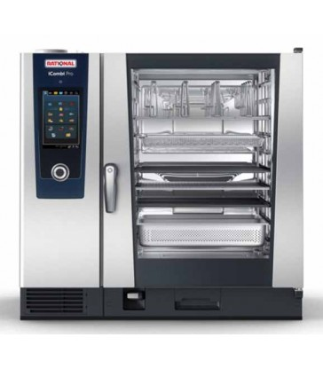 HORNO ELÉCTRICO INDUSTRIAL RATIONAL iCOMBI PRO 10-2/1