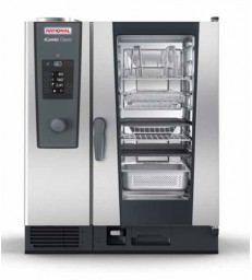 HORNO INDUSTRIAL A GAS RATIONAL iCOMBI CLASSIC 10 1-1