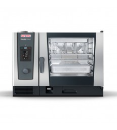 HORNO INDUSTRIAL A GAS RATIONAL iCOMBI CLASSIC 6 2-1