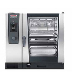 HORNO INDUSTRIAL A GAS RATIONAL iCOMBI CLASSIC 10 2-1
