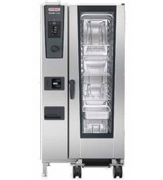 HORNO INDUSTRIAL A GAS RATIONAL iCOMBI CLASSIC 20 1-1