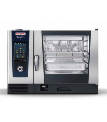 HORNO NDUSTRIAL RATIONAL iCOMBI PRO 6-2/1 gas