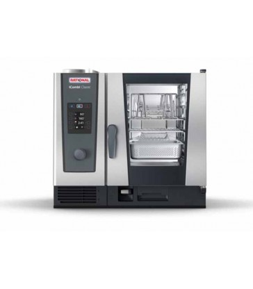 HORNO ELÉCTRICO INDUSTRIAL RATIONAL iCOMBI CLASSIC 6 1-1