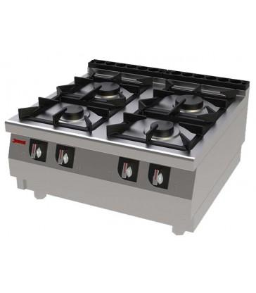 Cocina industrial Jemi S704