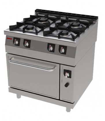 Cocina industrial Jemi 714
