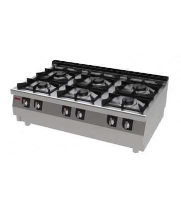 Cocina industrial Jemi S706