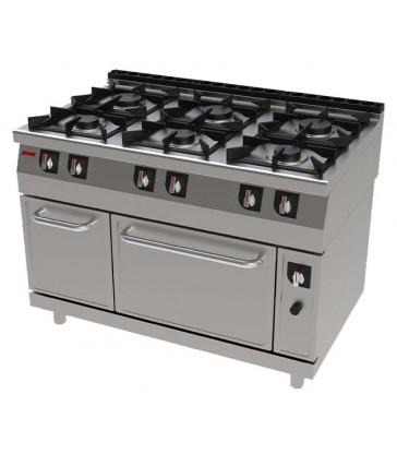 Cocina industrial Jemi 716