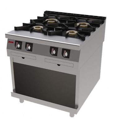Cocina industrial Jemi T401