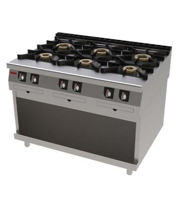 Cocina industrial Jemi T601