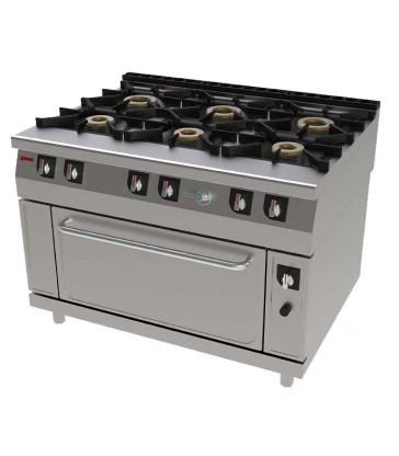 Cocina industrial Jemi 611HG