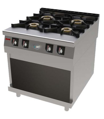 Cocina industrial Jemi T401CHEF