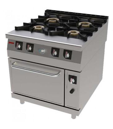 Cocina industrial Jemi 411CHEF