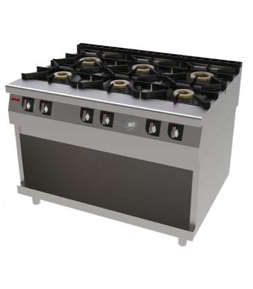 Cocina industrial Jemi T601 CHEF