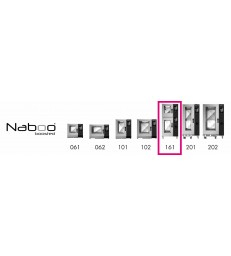 HORNO ELÉCTRICO INDUSTRIAL LAINOX NABOO 161