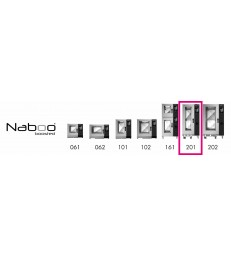 HORNO ELÉCTRICO INDUSTRIAL LAINOX NABOO 201 con generador de vapor