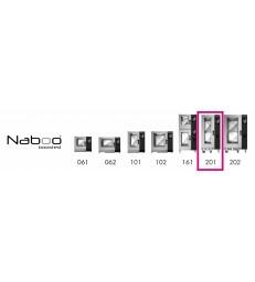 HORNO INDUSTRIAL A GAS LAINOX NABOO 201