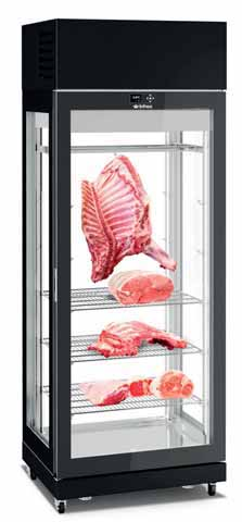 armario de maduración de carnes