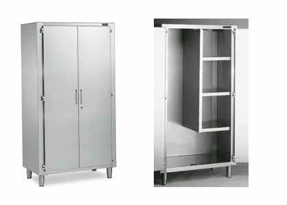 armarios de acero inoxidable