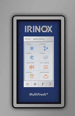 pantalla irinox multifresh